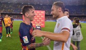 Messi sent the cutest birthday video message to Francesco Totti