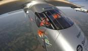 Solar Impulse team plans solar-powered satellite