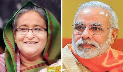 Hasina beacon of hope: Modi