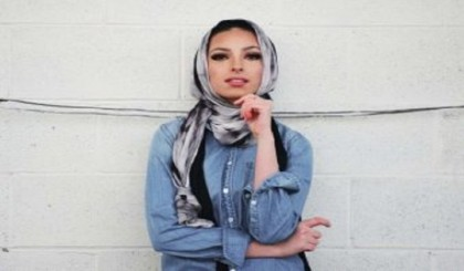 Journalist Noor Tagouri becomes first woman to wear hijab in Playboy