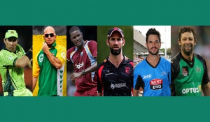 168 overseas players added in BPL-4 draft