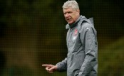 Wenger coy over England links