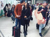 Lisa Haydon may have just announced her engagement