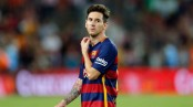 Barcelona beats Moenchengladbach 2-1 without Lionel Messi