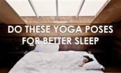 Yoga asana for good sleep