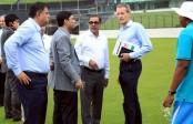 Bangladesh Assure England Unprecedented Security as Cricket Tour Begins