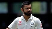Cricket: Kohli shrugs off rankings pressure for NZealand Test