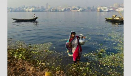 Thirsty megacities poisoning rural groundwater: Study