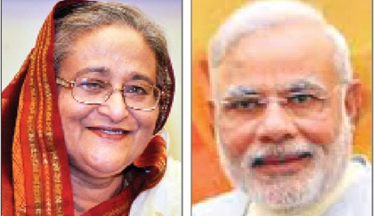 Hasina a beacon of hope: Modi
