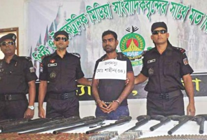 2 forest robbers held in Sundarbans