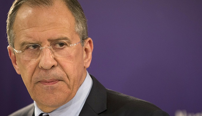 US protecting Syria jihadist group: Lavrov