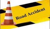 Helper killed in Tangail road crash