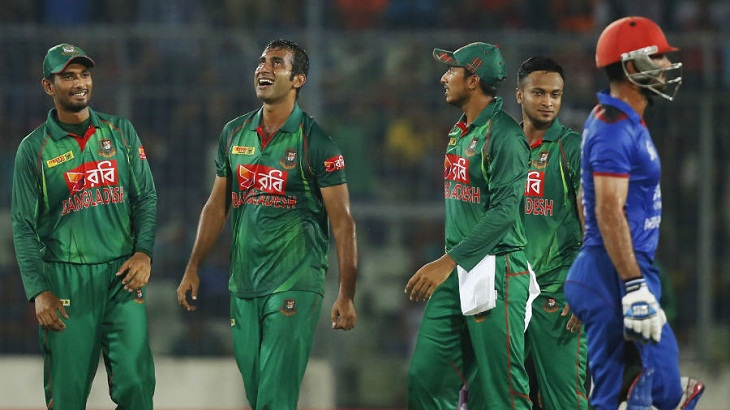 Bangladesh win by 141 runs