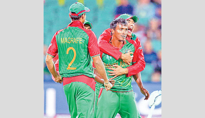 A look back to Bangladesh-England encounters