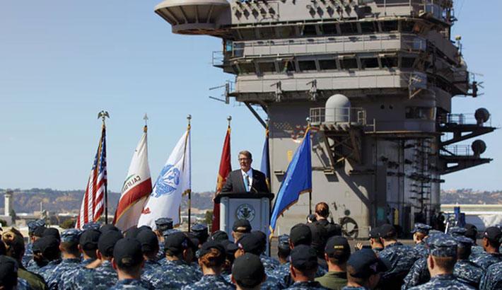 US will sharpen 'military edge' in Asia: Pentagon