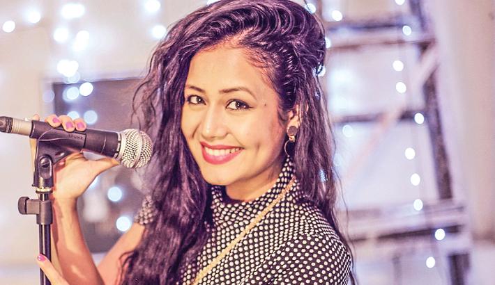 Neha Kakkar rocks Dhaka audience