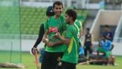 Mosharraf strikes double after Mashrafe