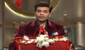 Karan Johar Starts Shooting For Koffee With Karan