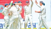 New Zealand bowlers put India on backfoot