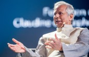 Build world with your own dreams: Yunus to young leaders