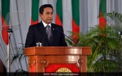 Maldives condemns 'international terrorism', urges early SAARC summit