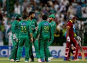 Pakistan thump West Indies by 111 runs in first ODI