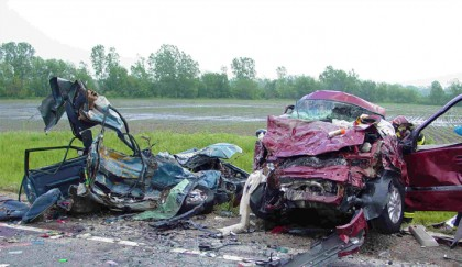 2,500 killed in road crashes in 10 months