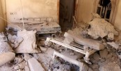Aleppo bombing destroys trauma hospital