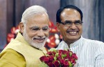 Modi's '56-inch chest' is now 100-inch: Madhya Pradesh CM Shivraj Chouhan
