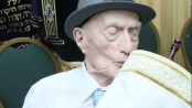 'A miracle that came true' for world's oldest man