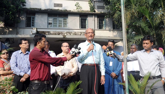 Nahid reminds school-colleges of compulsion over National Anthem