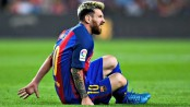 Lionel Messi returns to training as his recovery enters new phase