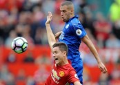 Manchester United midfielder Herrera called into Spain squad