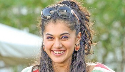 Had good, bad experiences in film industry: Taapsee | 2016-10-04