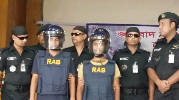 2 associates of Gulshan attacker surrender in Bogra