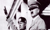 Adolf Hitler 'a gibbering super-junkie' claims author