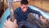 Badrul confesses hacking Khadiza to kill