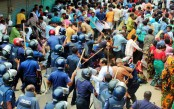 50 injured as police swoop on Bhabadah protesters