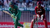 Pakistan choose to bat in third one-day against West Indies