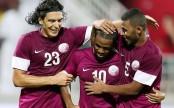 Qatar chase World Cup lifeline in S Korea