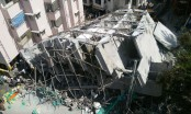 1 dead, several trapped as 7-storey building collapses in Bengaluru (video)