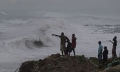 Powerful hurricane slams into Haiti