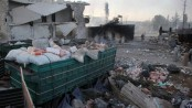 Syria aid convoy attack was air strike, UN expert says