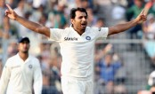 India salutes Mohammad Shami for helping India beat NZ at Eden while daughter was in ICU