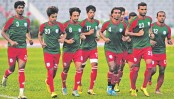 Footballers to leave for Bhutan for AFC qualifiers Friday