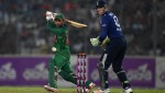 Kayes ton, Shakib fifty, chase on track