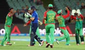 Shafiul, Shakib strike Vince, Roy out