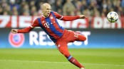 Injury sidelines Arjen Robben for upcoming 2018 World Cup qualifiers
