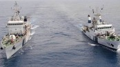 Indian Coast Guard increases vigil in the Bay of Bengal
