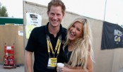 Ellie Goulding forced to deny she's having a baby with Prince Harry